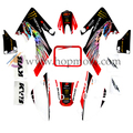 CRF50 sticker/decals/Paster/graphic 3M material of  dirt bike/pit bike