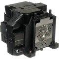 El envío gratuito! lámpara del proyector compatible elplp80 para epson eb-1420wi, eb-580, eb-585w, eb-585wi, eb-595wi, powerlite 580 powerlite