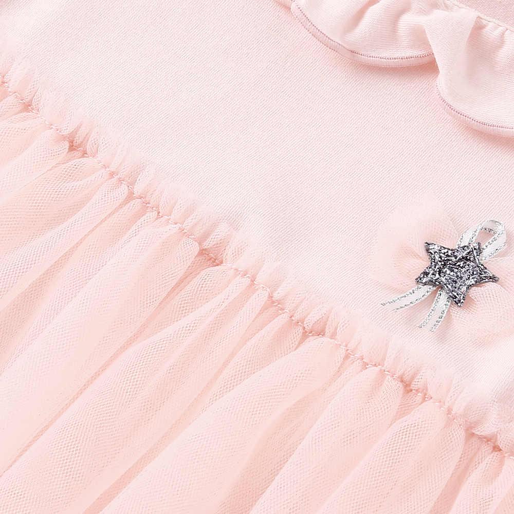 BalabalaBaby/платье принцессы летнее праздничное платье для маленьких девочек Корейская версия в западном стиле
