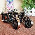 Вновь прибывающие дети подарок на день рождения игрушки металла Motocycle модель автомобиля игрушка для украшения дома