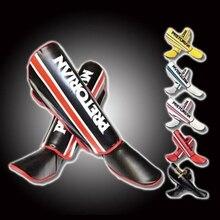 Защитные щитки MMA защитные накладки для ног Muay Thai протектор голени бокса тренировочные защитные щитки для охранника
