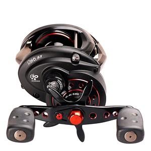 Image 5 - Abu Garcia REVO SX HS HS L Bait Casting Fishing Reel 10BB 7.1:1/6.4:1 Saltwater Lure Fishing Reel Max Drag 9kg Baitcast Wheel