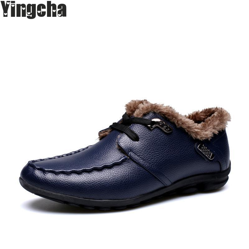Business Genuine Leather Man Casual Shoes Men Adult Quality Spring Autumn Walking Footwear Breathable Male Shoes vesonal 2017 quality mocassin male brand genuine leather casual shoes men loafers breathable ons soft walking boat man footwear
