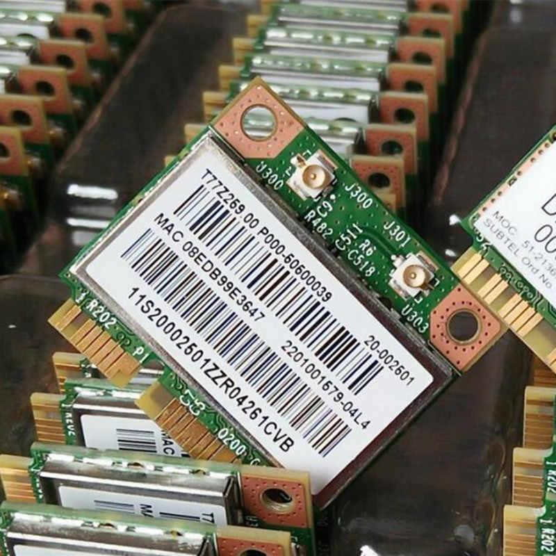 Bcm94313 Wifi Bgn Bt4 0 Karty Dla Lenovo G580 G585 N581 N585 N586 P580 U510 Y580 Z380 Z480 Z580 Z585 S206 S300 S400 S405 20002501 Karty Sieciowe Aliexpress
