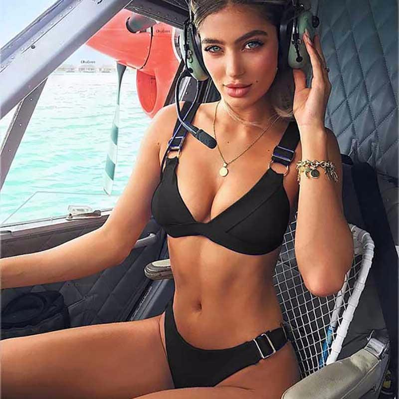 Female thong bikini photos