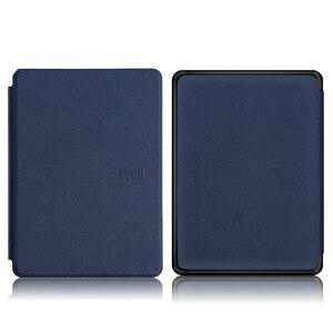 Image 1 - Gligle 4 estojo de couro para All New Kindle Paperwhite inteligente (2018) leitor de E caso capa para Novo Kindle Paperwhite 4