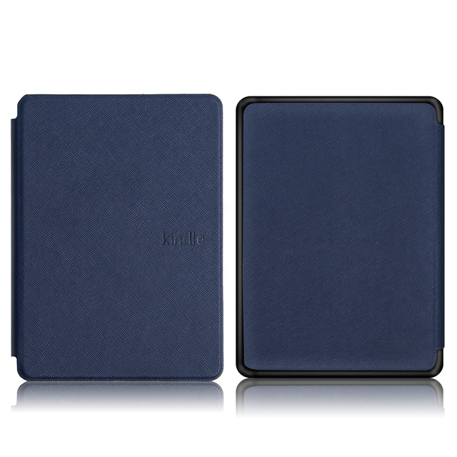 Gligle 4 estojo de couro para All New Kindle Paperwhite inteligente (2018) leitor de E caso capa para Novo Kindle Paperwhite 4