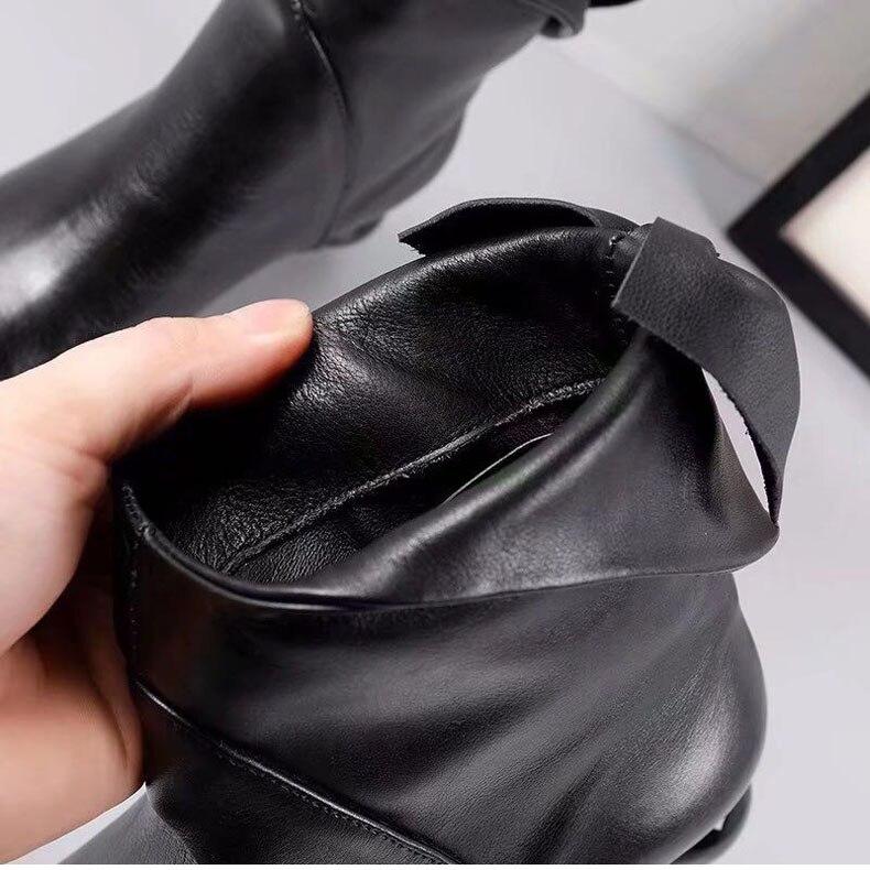 Stiefel Heel Süße Schwarz Mode Spitz Bota Mitte Bowtie Frauen Pic Gemütliche Kurze Heißer As Knöchel Feminina Seltsame Pumps Schuhe wXqaOtq