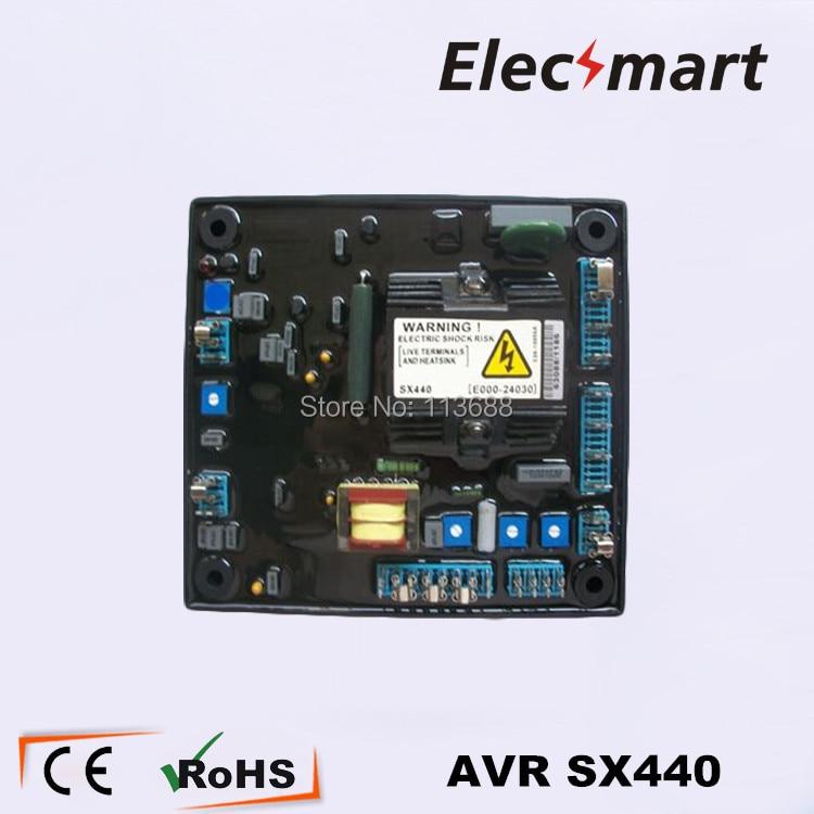 цена SX440 AVR for Generator Stamford regulators generator voltage