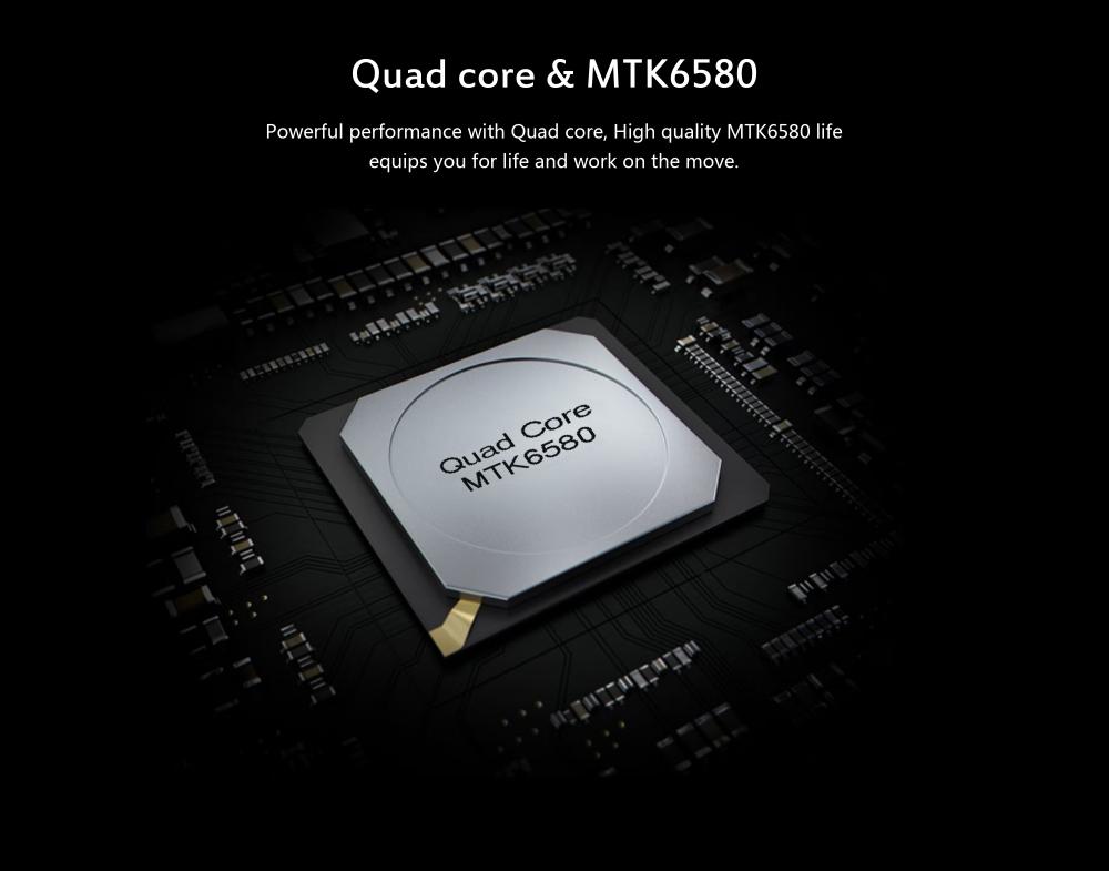 Quad core MTK6580
