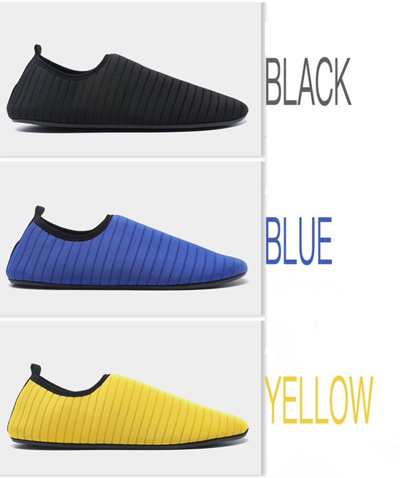 Summer Shoes Men Breathable Aqua Shoes Beach Sandals Adult Slippers Sport Upstream Shoes Women Diving Socks Tenis Masculino (8)