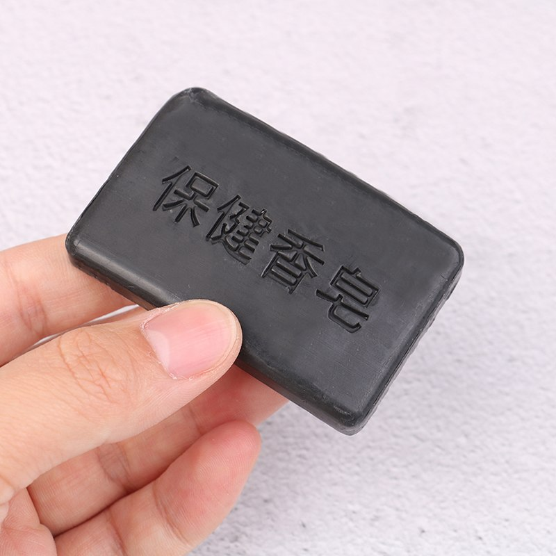 Whitening Cleaning Skin Care Treatment Soap Black Head Remover Acne Treatment Bamboo Charcoal Natural Face Facial Oil Contro