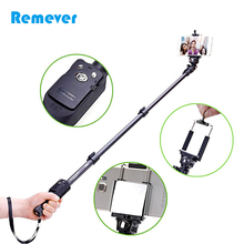 Portable Foldable Bluetooth Selfie Stick Monopod With Phone Holder for iPhone Xiaomi Huawei Smartphone Handheld Selfie Stick недорого