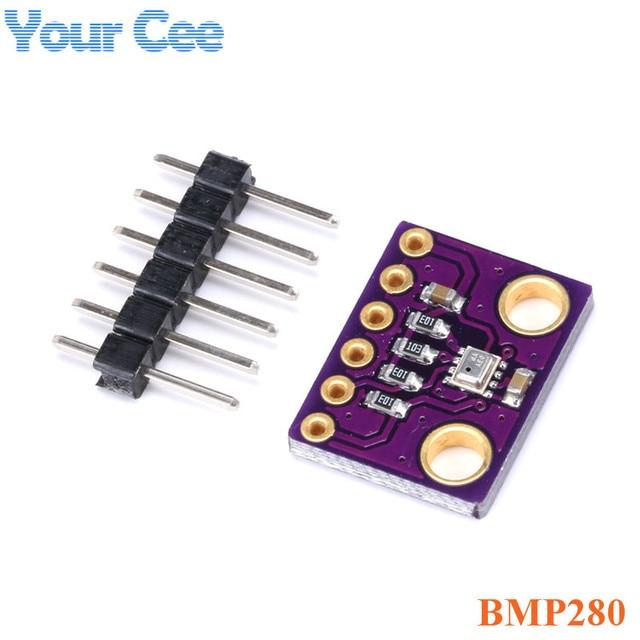 5 pcs BMP280 Replace BMP180 3.3V Digital Barometric Pressure Sensor Module For Arduino
