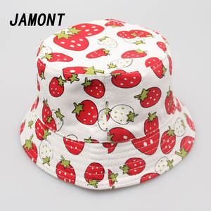 4c7f634aec6 JAMONT Kids Bucket Hat Boy Girl Cotton Summer Fishing Cap