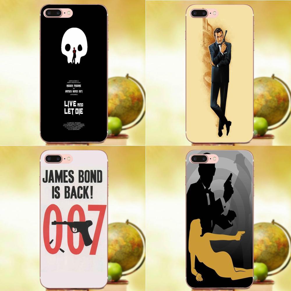 007 James Bond Skyfall Für Huawei Taube 7 8 9 10 P7 P8 P9 P10 P20 Lite Plus Pro Gr5 P Smart 2017 Tpu Mode GroßEs Sortiment