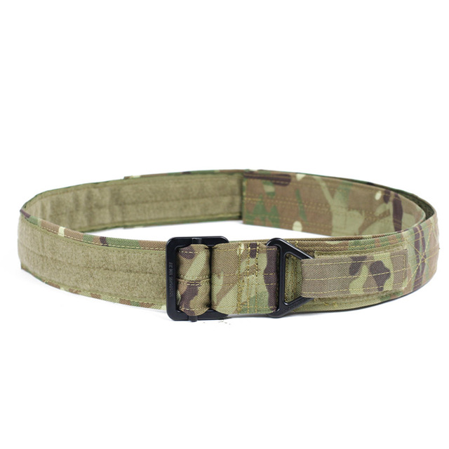 CQB Rappel Tactical Belt Men Airsoft Paintball sports Military Army belt