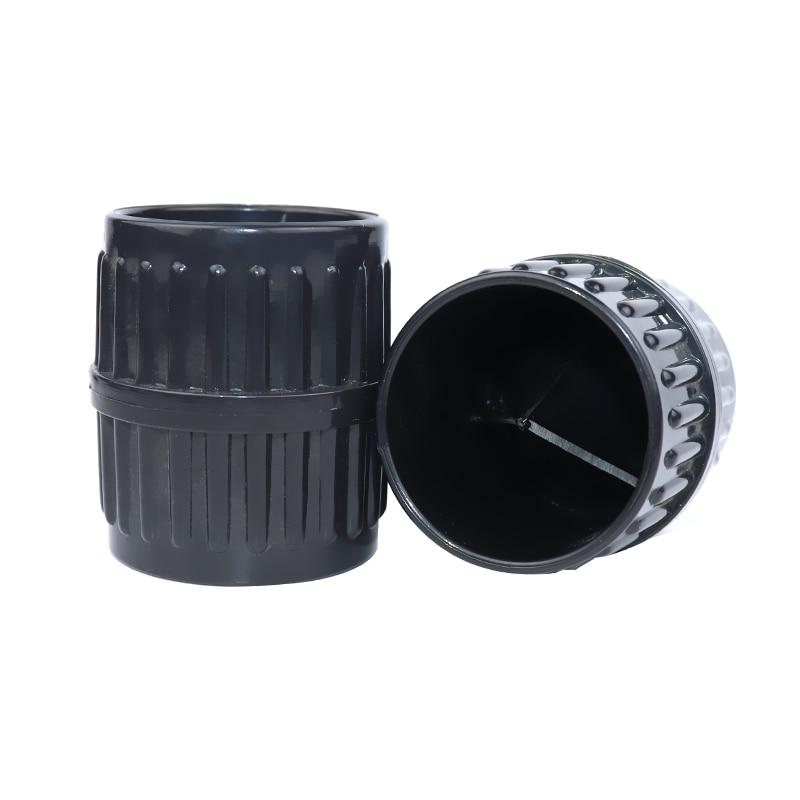 купить 4-42mm Tube Reamer Internal External Pipe Metal Tubes Polishing Deburring Tool For PVC Copper Aluminium Steel Pipe Cutter онлайн