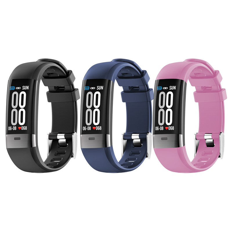Image 5 - Smart Bracelet G36 ECG PPG Heart Rate Smart Band Sleep Monitor Fitness Tracker Blood Pressure Watch Color Screen Multisport Band-in Smart Wristbands from Consumer Electronics