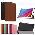 Tri-folding Flip PU Leather Case For Huawei T1 10.0 T1-A21W Tablet Holder Case for Huawei MediaPad T1 T1-A21W Protective Shell