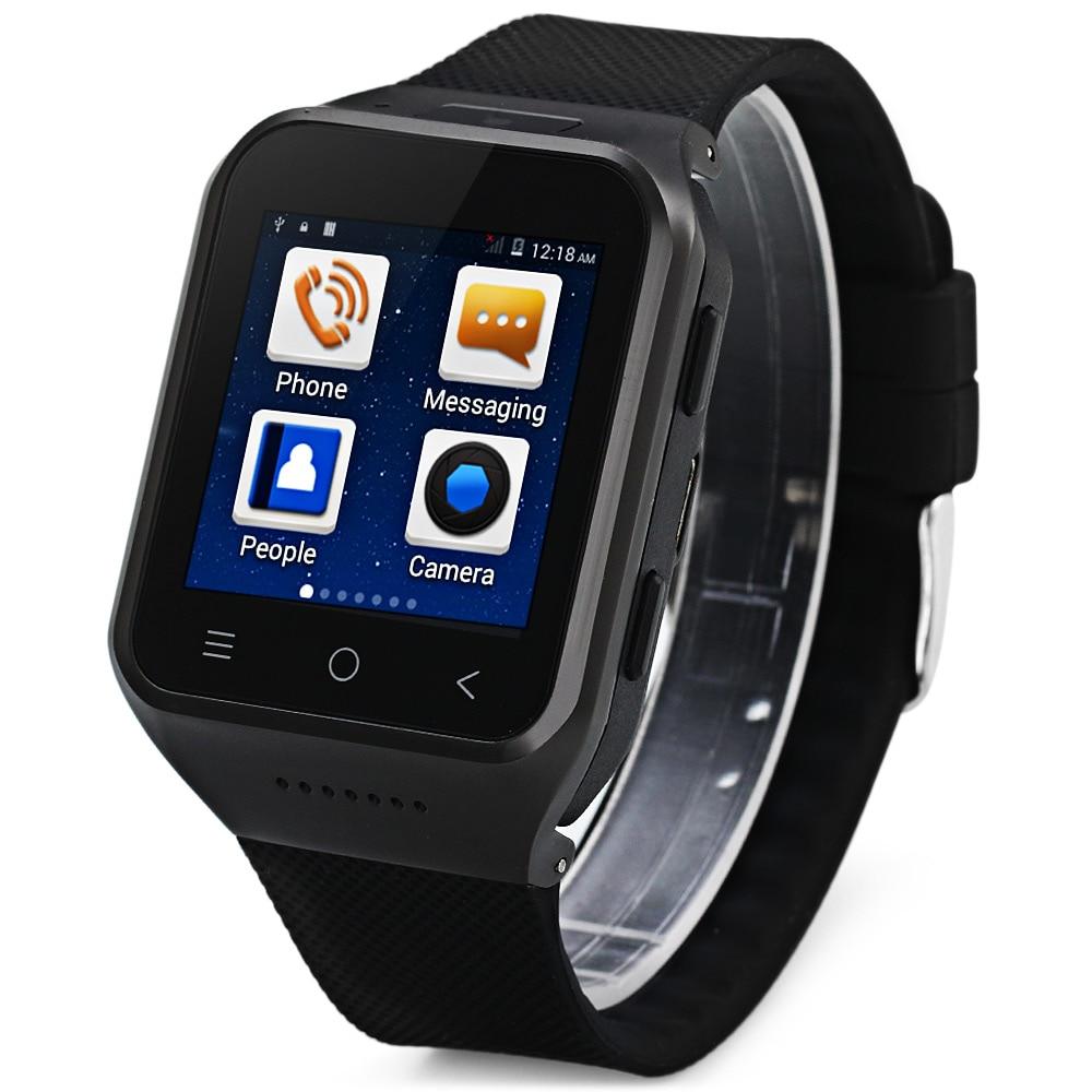 ZGPAX Android 4.4 Smartphone Bluetooth Smart Watch MTK6572 Dual Core GPS 2.0MP Camera WCDMA WiFi Smartwatch MP4 MP3 S8 цена