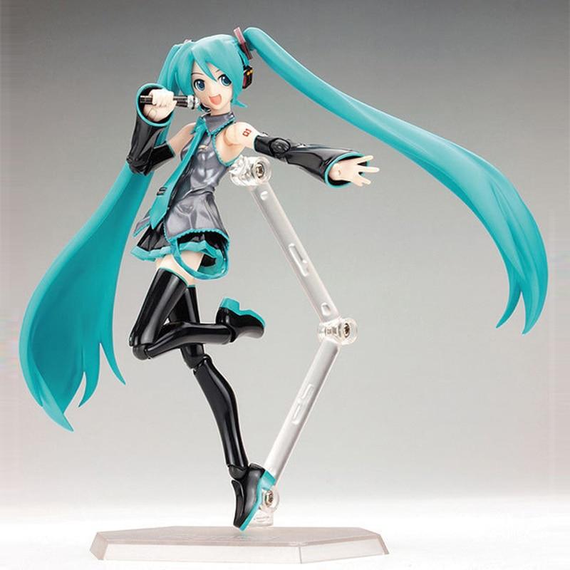 "Anime Large Figure Hatsune Miku Doll  24/"" Model Figurine Decor Collector Gift"