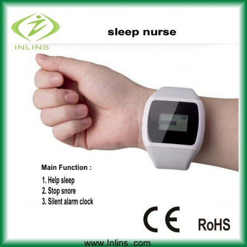 ФОТО Snoring Cessation Snore Stopper Wristband Watch For Snoring Treatment