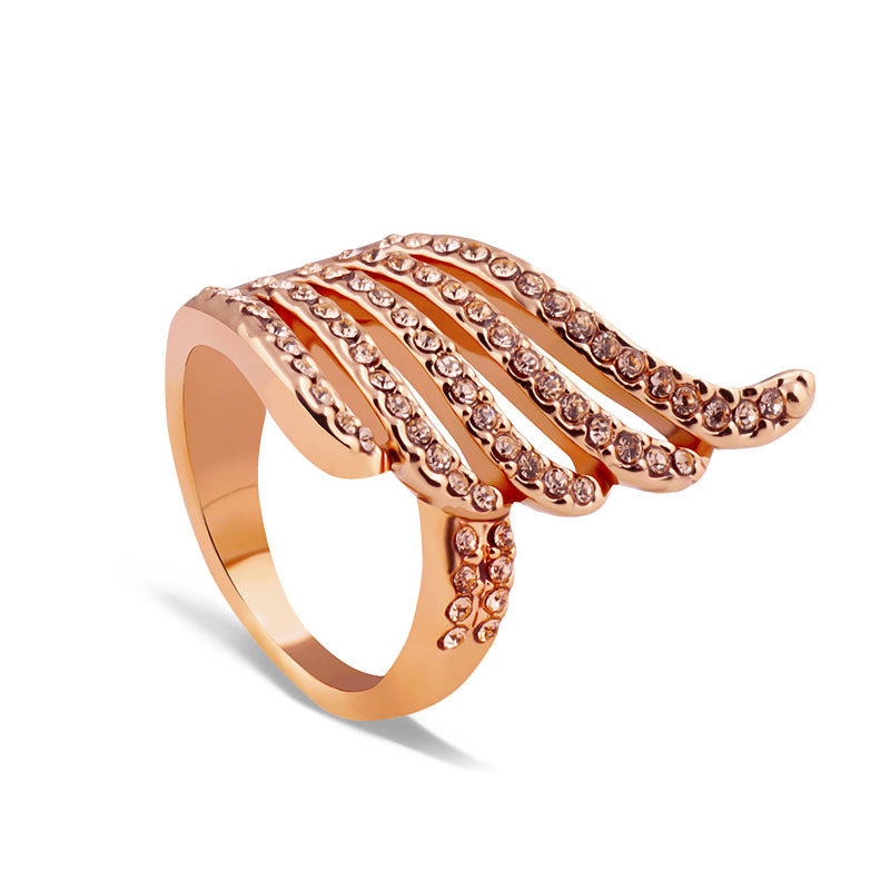 R122 Top Quality New Arrival 2015 Latest Unique Design Rose Gold ...