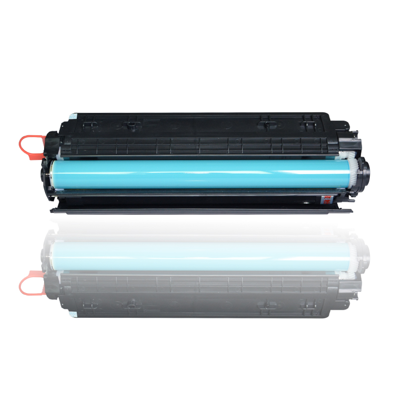 JIUPIN 1pk 436A compatible Toner cartridge for HP CB436A Laser Jet P1503 P1504 P1505 P1506 M1120 M1120n M1522n M1522nf printer in Toner Cartridges from Computer Office