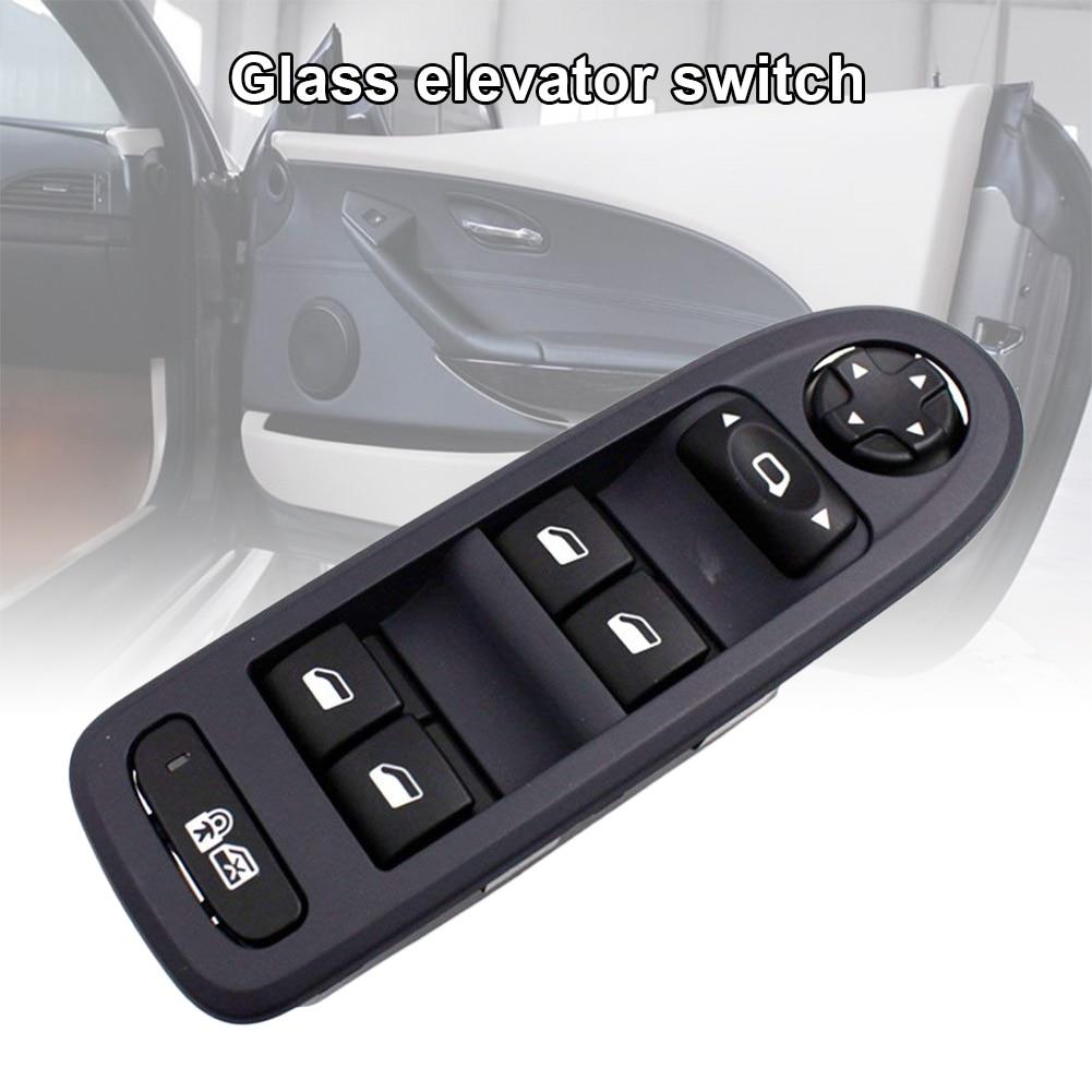 Interrupteur Principal de lève-vitre 96644915 pour Peugeot 308/508/C5 5 Portes à Hayon Wagon DXY88
