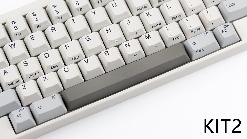 Mechanical keyboard PBT keycap RF electrostatic capacitive keyboard HHKB Topre spacebar  ...