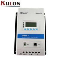 EPever TRIRON 4210N 40A Solar Charge Controller LCD Modular Solar Regulator Negative Grounding