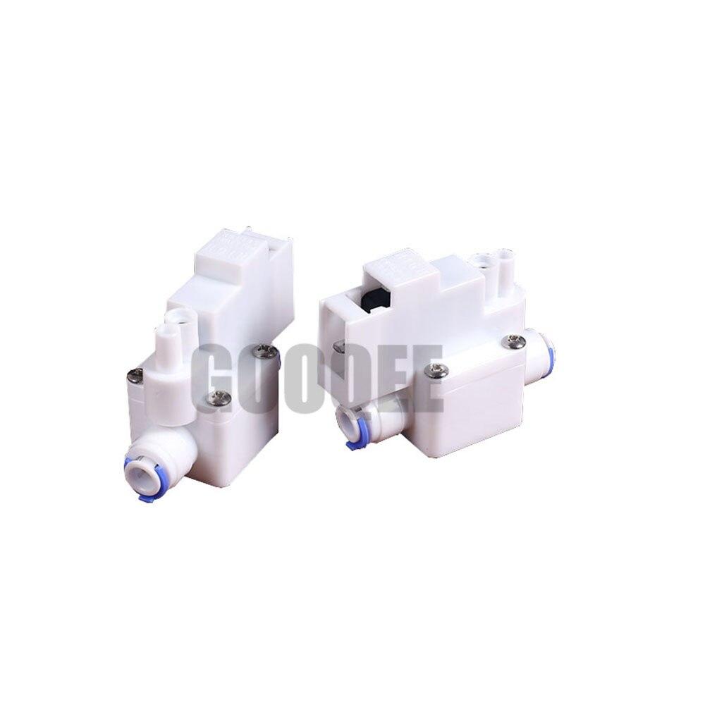 1 sztuk rewers OsmosisRO zbiornik na wodę wysoki przełącznik ciśnieniowy normalnie zamknięty jeden biegun 1/4