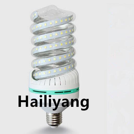 led corn bulb spiral e27 5 7 9 12 16 24 30w energy saving bulb lamp