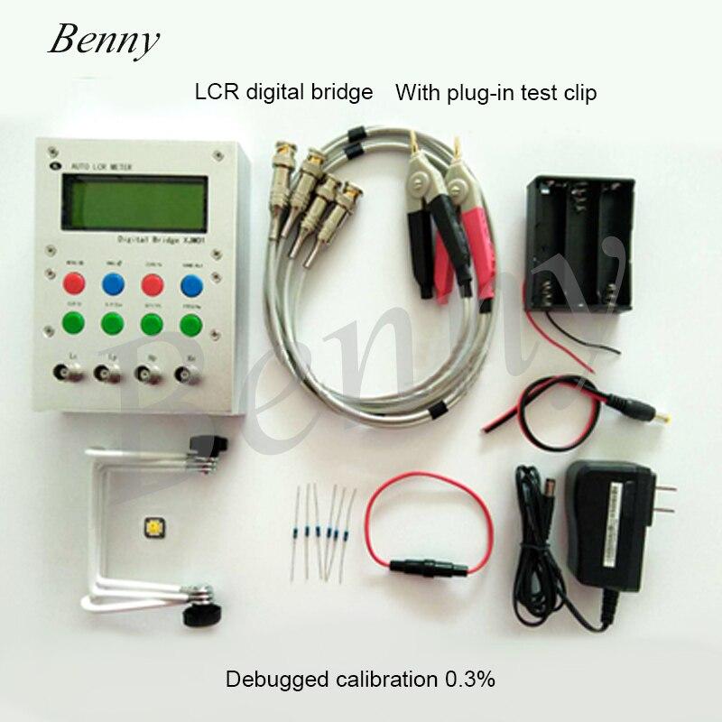 XJW01 Digital Bridge 0.3% DIY Bulk Set Shell Single shot-in Air Conditioner Parts from Home Appliances