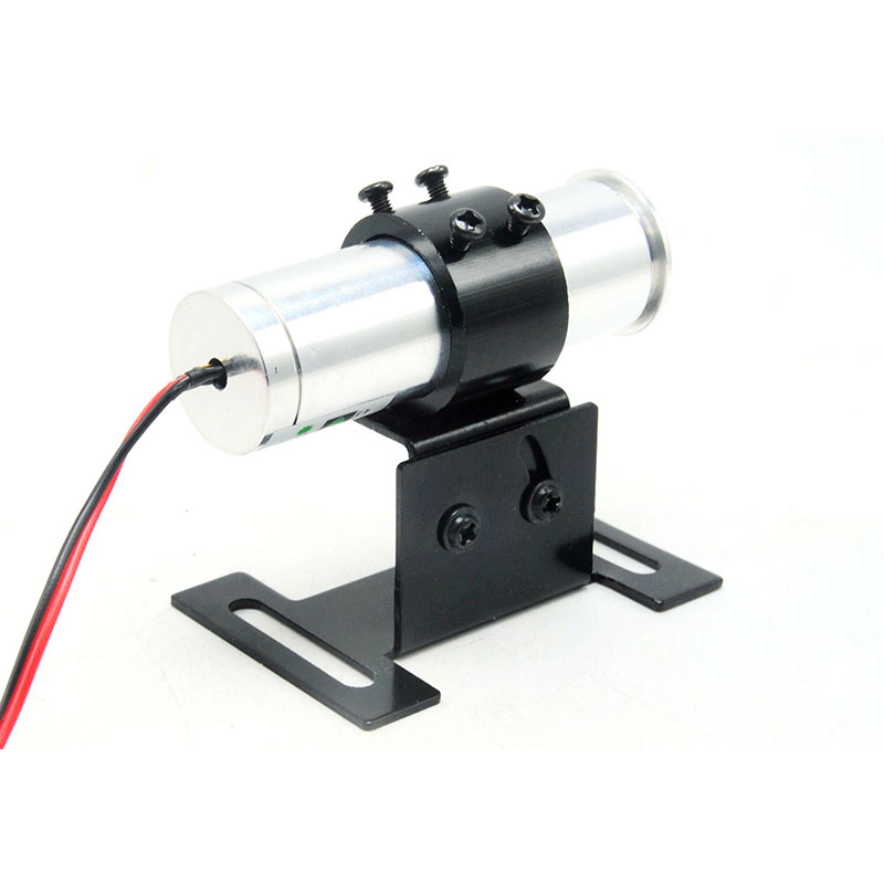 With 22mm Heatsink 532nm 50mW Green Laser Locator Module Thick Dot Lights for Stage Lights Bar KTV in Stage Lighting Effect from Lights Lighting