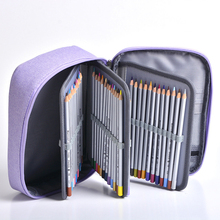 Büyük kalem kutusu trousse scolaire cartuchera para lapices okul etui pembe okul malzemeleri kalem kutusu piornik caixa de lapis