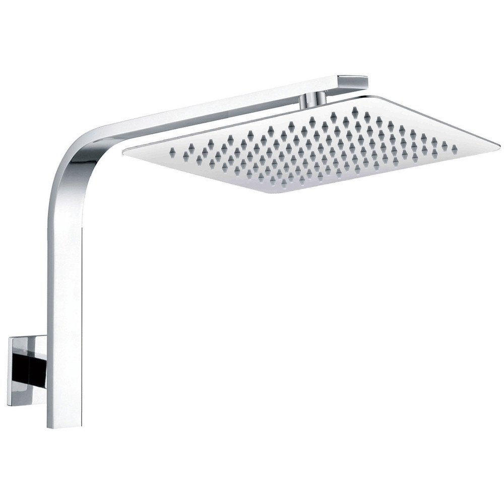 8 inch Premium Quality Stainless Steel Rainfall Shower Head ...
