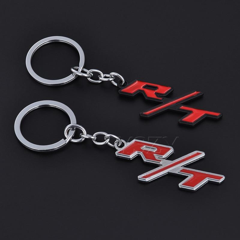 Land Rover Wrangler SUV Logo Key Chain Logo Keychain Key Ring