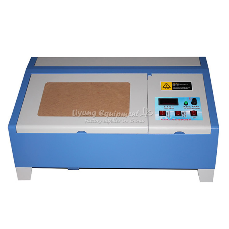 40W 3020 CO2 Digital laser engraving cutting machine for PCB, crystal, wood, organic plastic high quality photo 2d 3d crystal mugs ring shoe design laser engraving machine price for portrait printing
