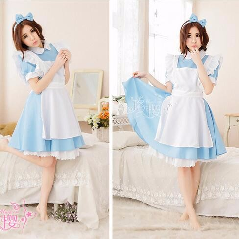 DB23977 Alice in Wonderland Costume-5