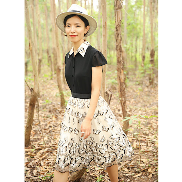 Online Shop japan cute style summer clothes fashionable dresses ...