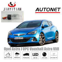 JIAYITIAN Rear View Camera For Opel Astra OPC/Vauxhall Astra VXR 2012~2019/CCD/Night Vision/Reverse Camera license plate camera