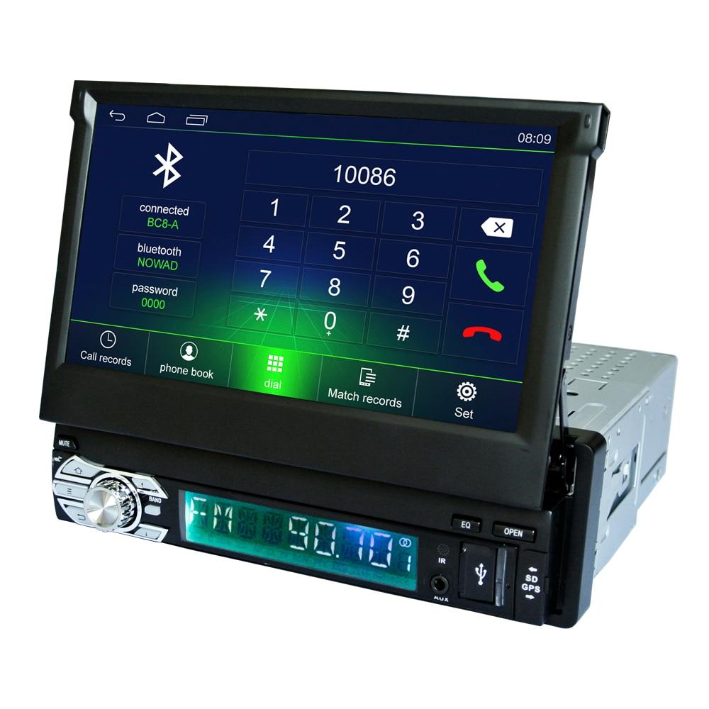 Última Android 6.0 Universal 1Din 7 pulgadas GPS del coche - Electrónica del Automóvil - foto 5