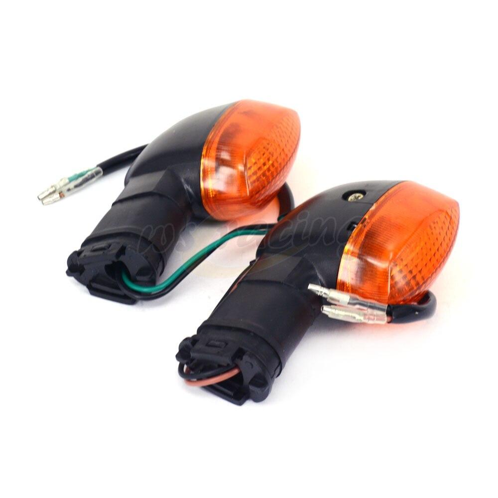 Motorcycle Turn Signals Light Indicator Light For YAMAHA YZF R1 R6 FZ1 FZ6 FJR Fazer