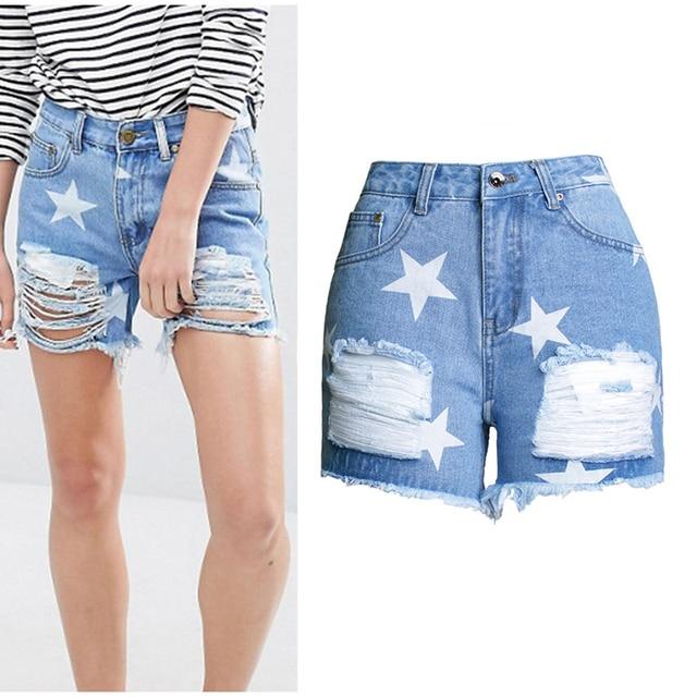 a5ce0356cb9 Mezclilla de de Rectos Cortos la Bonitas Shorts Pantalones Tela Moda Flojos  Mujeres de Vaqueros Sexy xHw0xRqYZ