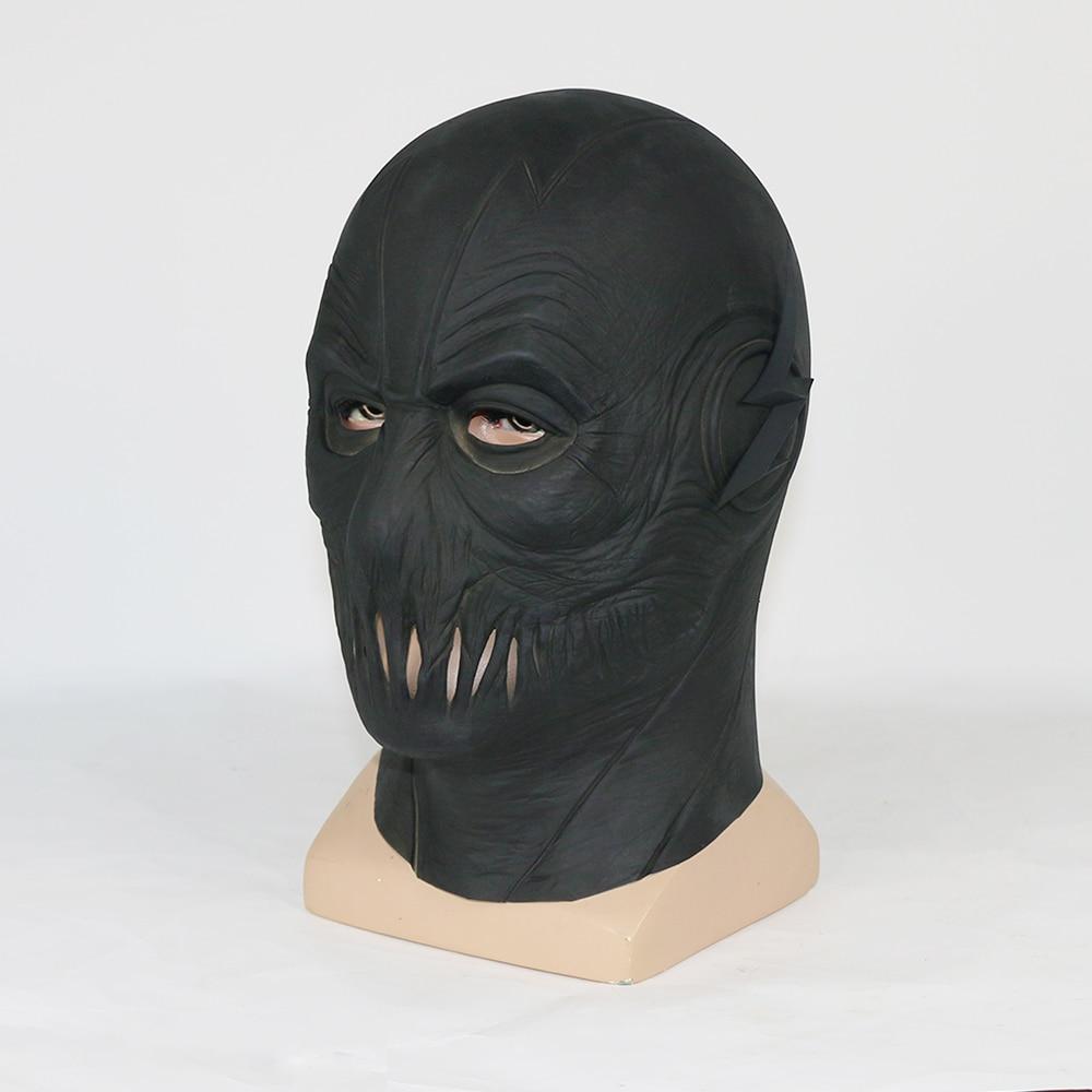 Aliexpress.com : Buy Cosplay Zoom Mask Marvel Tv Flash Mask Latex ...