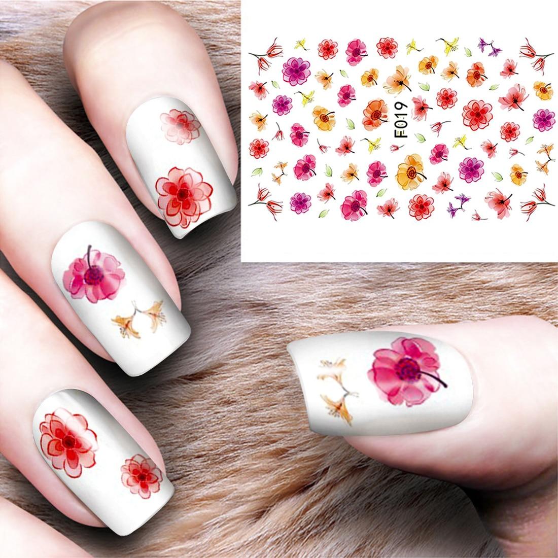 Girly Nail Art: Aliexpress.com : Buy Cute Nail Art Manicure Wraps Tools 1