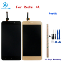 5inchFor Original For Xiaomi Redmi 4A LCD Display And Touch Screen Screen Digitizer Assembly Repla Cement
