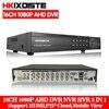 Hot 16CH AHD DVR 1080P 1080N AHD N H CCTV Recorder Camera Onvif Network 8 Channel